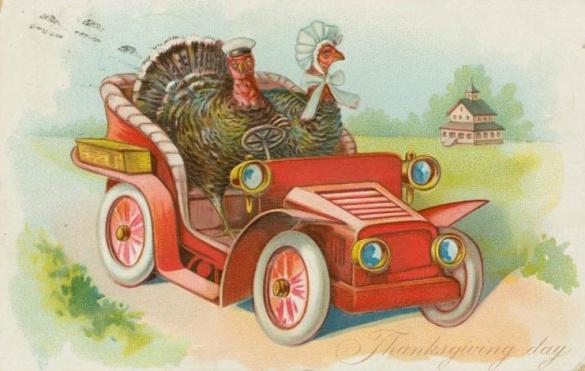 turkeycar
