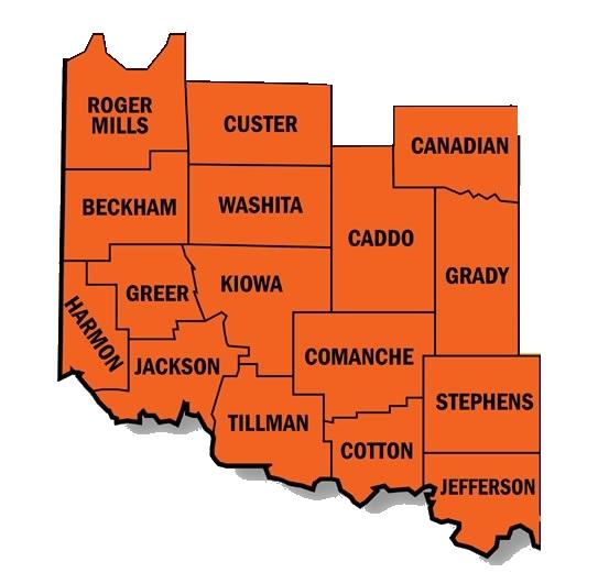 Southwest OK